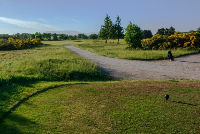 Muir of Ord 3rd Hole
