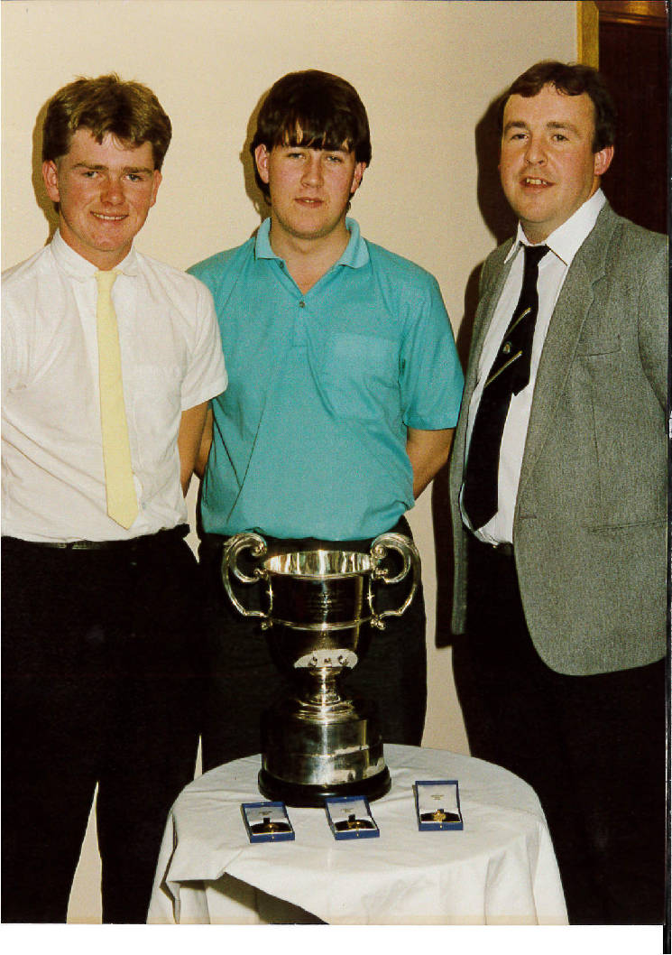 Northern Counties Cup 1987