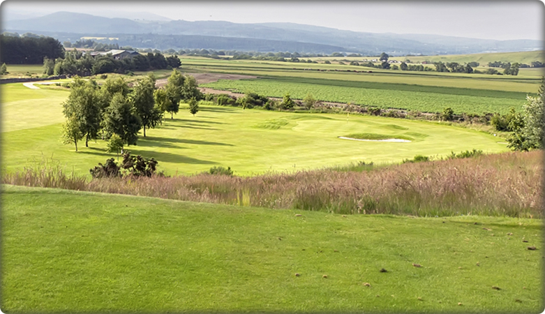 10th half way, Muir of Ord Golf Club