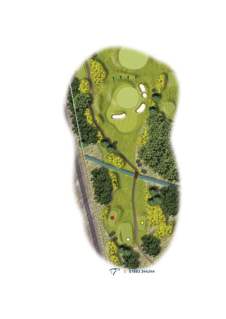 Hole 13 Castle Hill