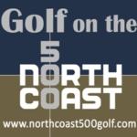 North Coast 500 Golf Logo
