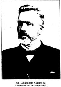 Image of Mr Alexander MacHardy