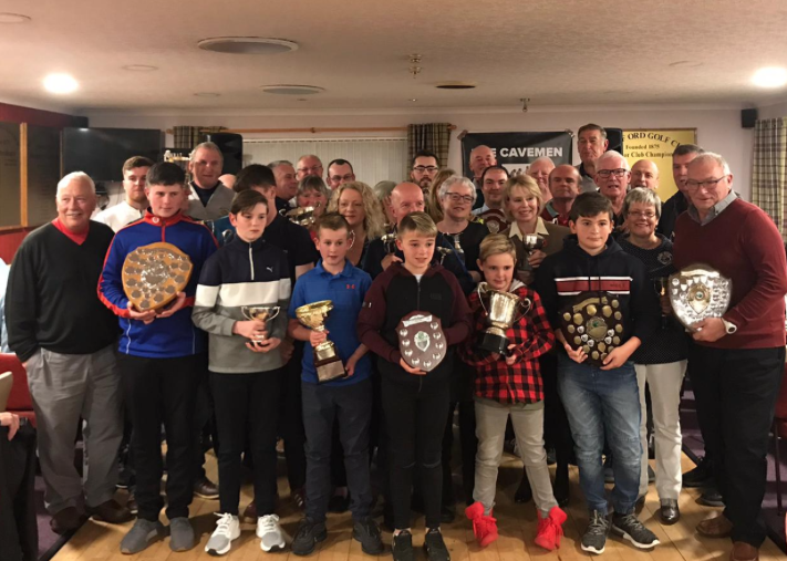 Muir of Ord Golf Club 2019 Prizegiving photo